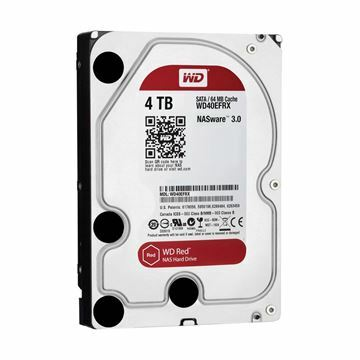 Slika Trdi disk 9cm 4TB WD RED Intellipower 64MB, SATA III