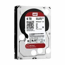 Trdi disk 6TB WD Red SATA III