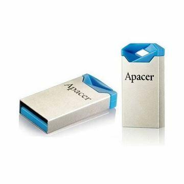 Picture of USB ključ   8Gb  AH111 APACER super mini, srebrno/moder