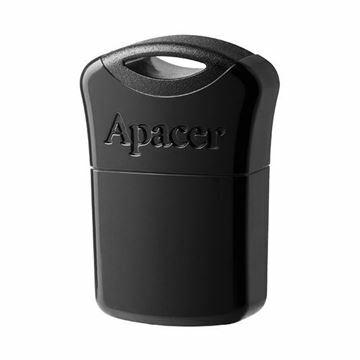 Slika USB ključ   8Gb  AH116 APACER super mini, črn
