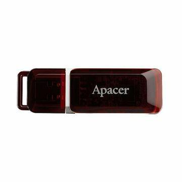 Slika USB ključ  16Gb  AH321 APACER črno/rdeč