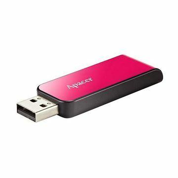 Slika USB ključ  32Gb  AH334 APACER roza
