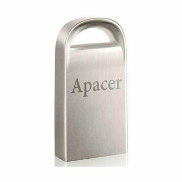 Slika USB ključ  64Gb  AH115 APACER super mini, srebrn