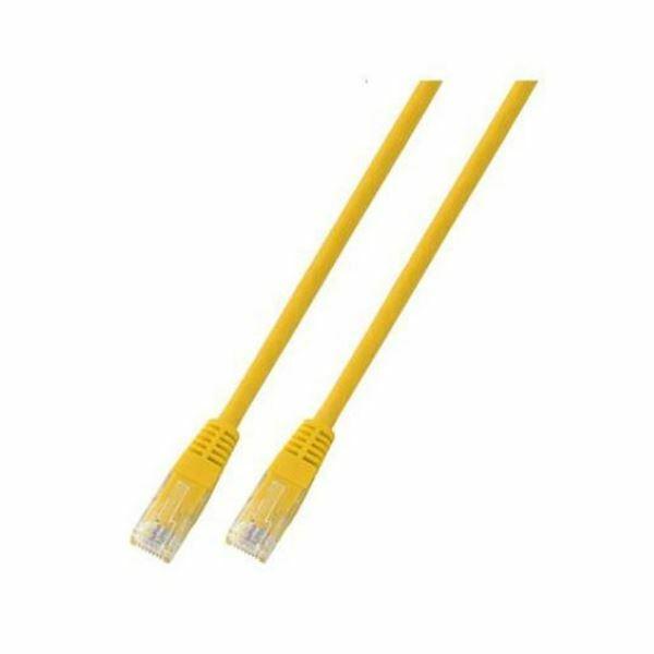 UTP kabel CAT5e 7,5m rumen EFB