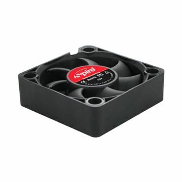Picture of Ventilator  5x5x1,5cm 12v 3p Spire