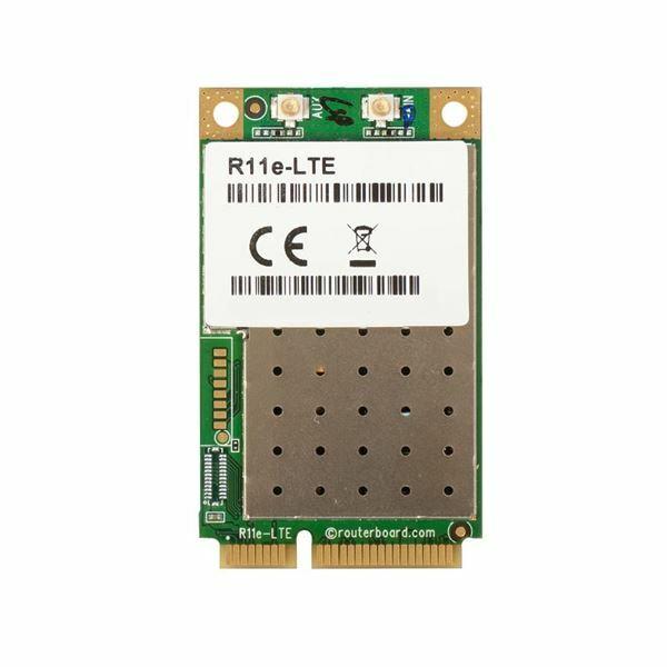 Mrežna kartica PCI Express R11e-LTE Mikrotik