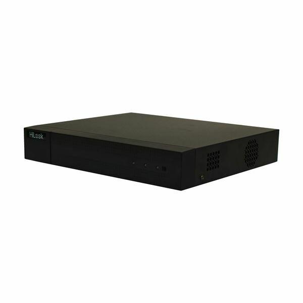 Videosnemalnik DVR HiLook 4-kanalni 2MP za video nadzor
