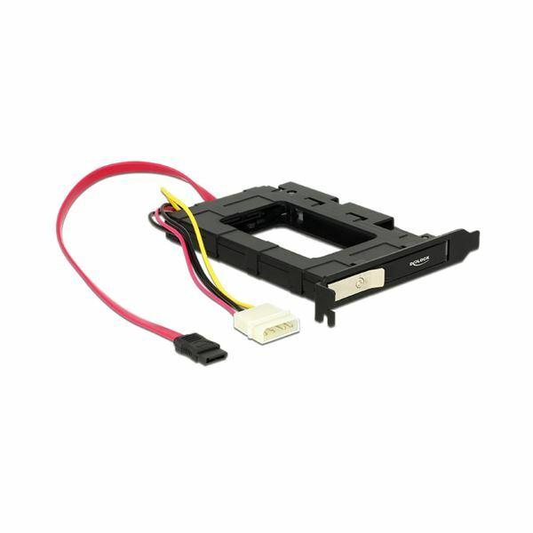 Nosilec za SSD/HDD Delock