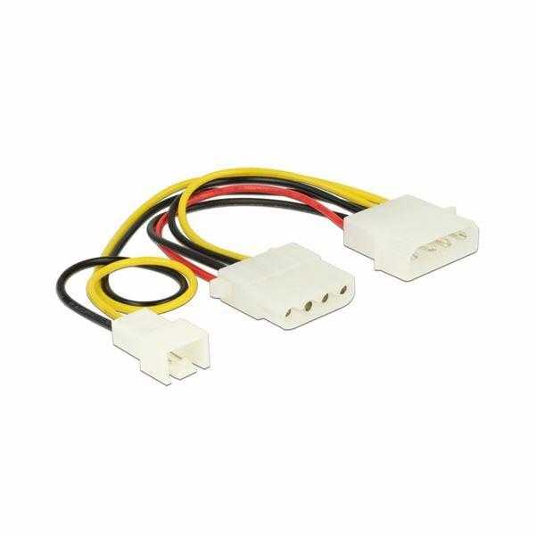Adapter DC Molex Delock