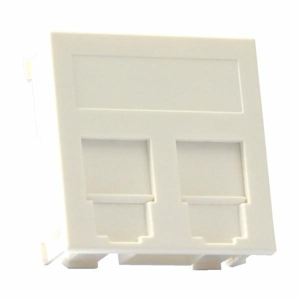 Modul protiprašna vrata bel C5 Simon Connect