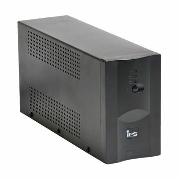 Picture of UPS   800VA - TM-LI-0k8-MC-1×9-IEC IPS