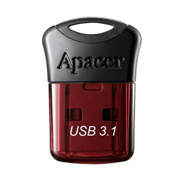 Picture of USB 3.1 ključ    16Gb  AH157 APACER super mini, rdeč