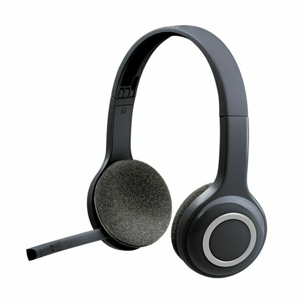 Picture of Slušalke + mikrofon Logitech H600 USB Brezžične črne