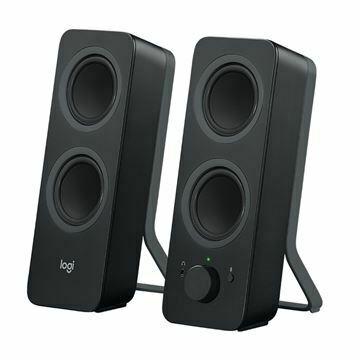 Slika Zvočniki Logitech 2.0 Z207 Bluetooth črn