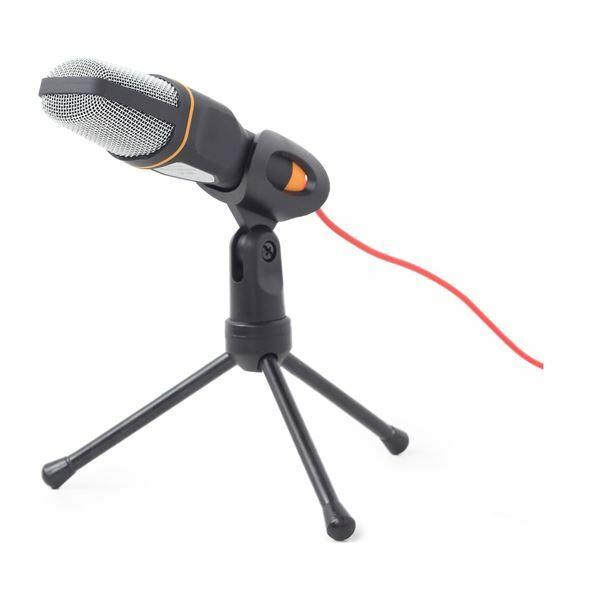 Mikrofon s stojalom Gembird