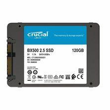 SSD disk 120 GB SATA 3 3D TLC BX500 CRUCIAL