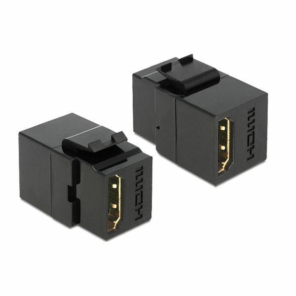Adapter HDMI - HDMI Keystone Delock