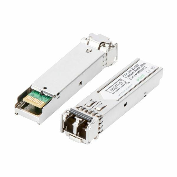 Pretvornik FO SFP Mini-GBIC Gigabit MM Digitus
