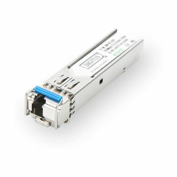 Pretvornik FO SFP Mini-GBIC Simplex SM Digitus