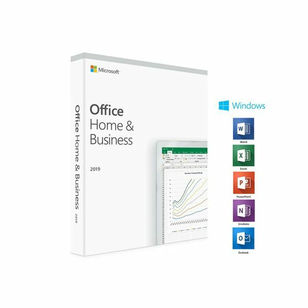 Picture of Microsoft Office 2019 Home & Business, FPP - slovenski