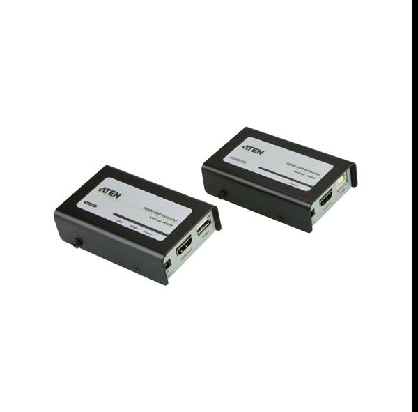 Picture of Line extender-HDMI + USB RJ45-RJ45 VE803 Aten - odprodaja
