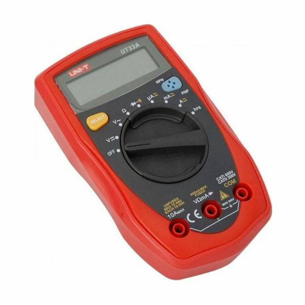Picture of Multimeter digitalni UT33A