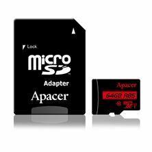 Pomnilniška kartica micro SD XC 64 GB Apacer