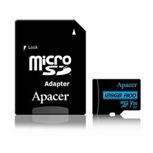 Pomnilniška kartica micro SD XC 128GB Apacer