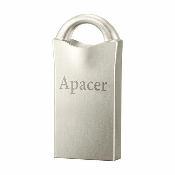 Picture of USB ključ  32GB AH117 APACER super mini, srebrn