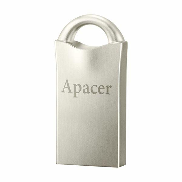 USB ključ 64GB AH117 super mini srebrn Apacer