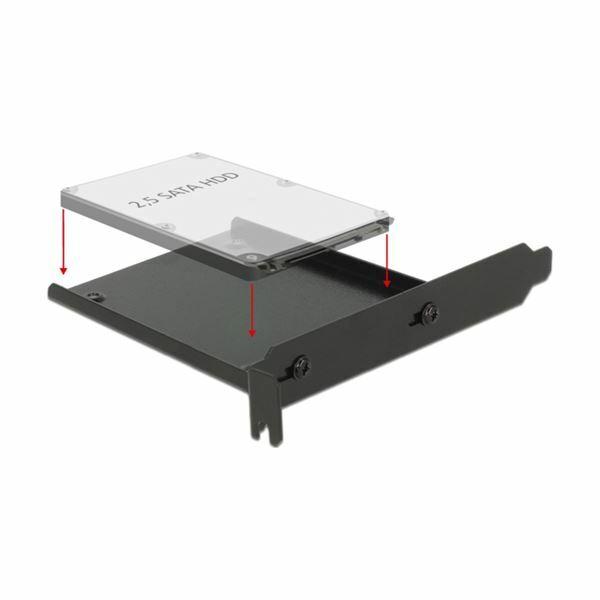 Nosilec za SSD/HDD PC Slot Delock