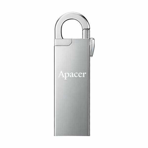 Picture of USB ključ  32GB AH13A APACER super mini, srebrn