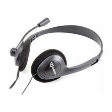 Slušalke + mikrofon SBOX HS-201