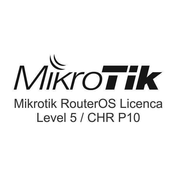 Licenca Mikrotik SWL5/CHR P10-Perpetual