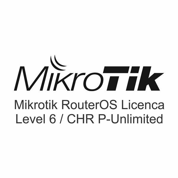 Licenca Mikrotik SWL6/CHR P-Unlimited
