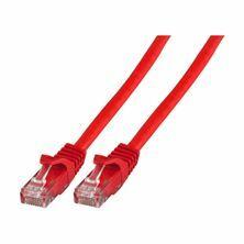 UTP kabel CAT6 15m rdeč EFB