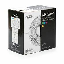 UTP kabel CAT5e KELine