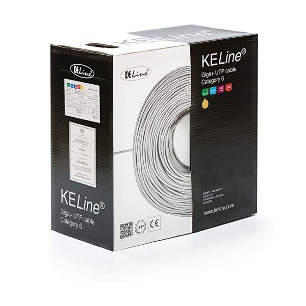 UTP kabel CAT6 KELine