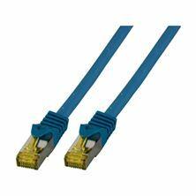 SFTP kabel CAT7 0,25m moder EFB LSOH