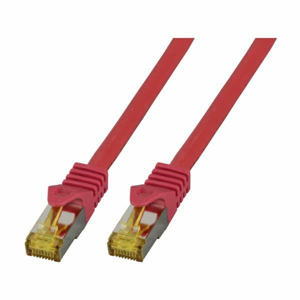 SFTP kabel CAT7 15m rdeč EFB LSOH