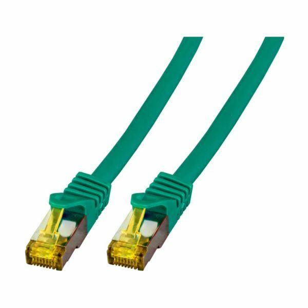 SFTP kabel CAT7 1m zelen EFB LSOH