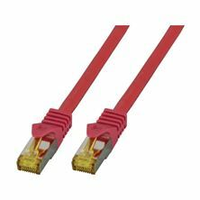 SFTP kabel CAT7 1m rdeč EFB LSOH