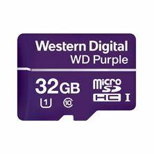 Pomnilniška kartica micro SD HC 32GB WD Purple
