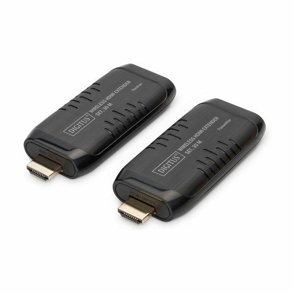 Line extender-HDMI brezžični mini SET Digitus