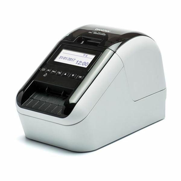 Picture of BROTHER  tiskalnik nalepk QL-820NWB