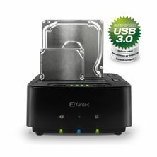 Čitalec in presnemovalec diskov USB SATA R-CopyDU3 Fantec
