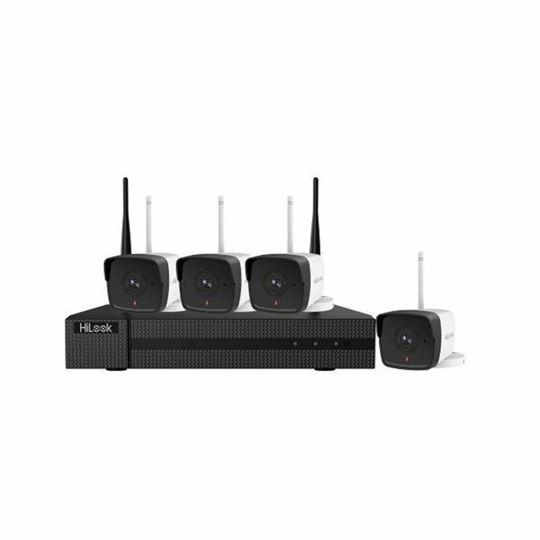 Video nadzorni komplet IK-4142B-MH/W za video nadzor HiLook