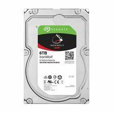 Trdi disk 6TB Seagate IronWolf 7200 256MB