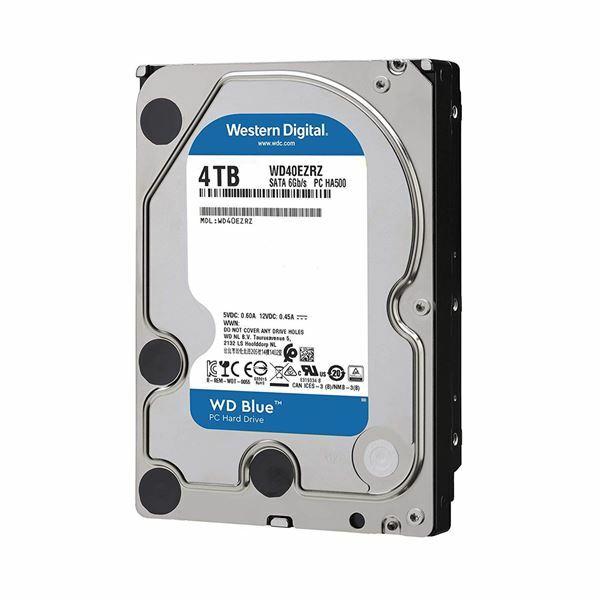 Trdi disk 4TB WD BLUE 5400 WD40EZRZ
