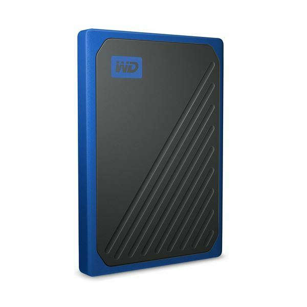 Zunanji SSD disk WD My Passport GO 500GB